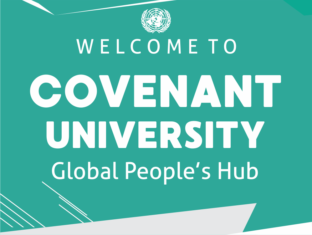 Covenant University in partnership with CYCDI host the Global People's Summit during United Nations General Assembly in Nigeria